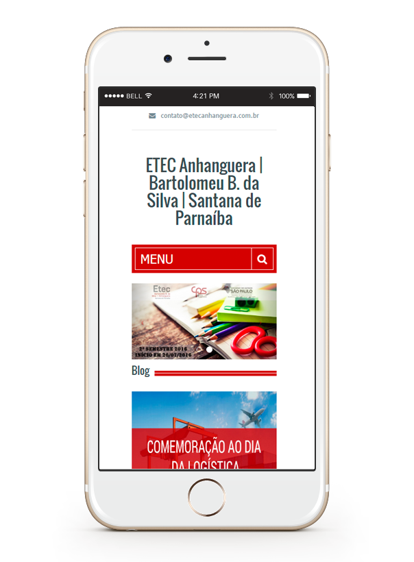Site Etec Mobile